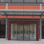 Sanierung Fassade Bürogebäude