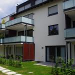 Mehrfamilienhäuser Neubau Marbach