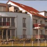 Mehrfamilienhaus Sonnenbogen